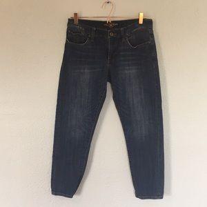 Lucky Brand 4 27 sienna slim boyfriend jeans